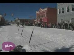 A great Leadville Ski Joring video from Leadville Colorado, Cloud City, Geography, Great Places, Skiing, Wildlife, March, Clouds, Colorful