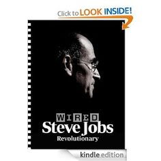 It's hard to imagine a better subject than the life and times of Steve Jobs—charismatic and difficult, mysterious and inspiring, with a biography that might have been plucked from Greek myth. In the wake of his death WIRED presents Steve Jobs: Revolutionary, an eBook featuring our best stories about him. The anthology begins with a remembrance by Wired senior writer Steven Levy, who interviewed Jobs many times over the last two decades. We continue with six other stories that track…