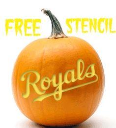 jayhawk pumpkin stencils printable so doing this every year
