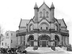 First Reformed Church, 164 Fountain NE - c. 1918