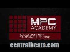 MPC Academy: Touch Workflow Pt. 1 – Sampling & Editing Hey everyone! Thanks for joining us this fine day for another informational Pro Tools lesson here at Central Beats. Today we will be diving into: MPC Academy: Touch Workflow Pt. 1 – Sampling & Editing You can see more tutorials on how to create rap beats with Avid's Pro Tools here! A BIG shoutout to […]  The post  MPC Academy: Touch Workflow Pt. 1 – Sampling & Editing  appeared first on  Central Beats Music Production . - Centr..