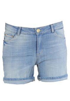Pantaloni scurti Bershka Collection Blue - doar 39,90 lei. Cumpara acum!