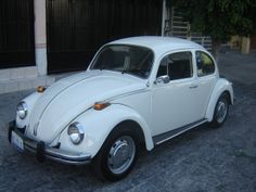 First car I bought - 1964 royal blue bug for $400.00 in 1973.
