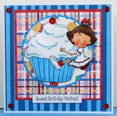 Send A Smile 4 Kids Challenge Blog - TEAM S.A.S. Card by Christy