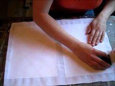 Foto Transfer Potch, Photo Transfer, Plastic Wrap, Youtube, Diy, Handmade, Madness, Homemade, Pillows