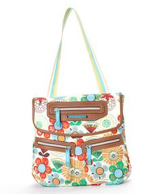 Another great find on #zulily! Morning Glory Mindy Convertible Backpack #zulilyfinds