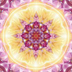 """Flower of Life Mandala"" #14 - from New World Creations"