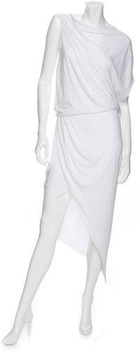 Helmut Lang Asymmetrical Dress  Now on www.FullCircleFashion.com