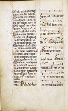 Psalter and Hours (the 'Howard Psalter') and Psalter (the 'De Lisle Psalter') c 1308-c 1340 Arundel MS 83  Folio 15v