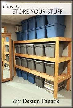 Garage Organization Systems- CLICK THE PIC for Many Garage Storage Ideas. 25468253 #garage #garageorganization