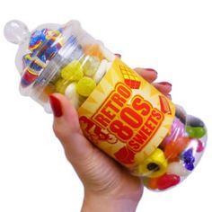 Dinky 80s Retro Sweets Jar
