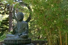 Japanese garden in s.f.