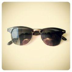 Óculos College Black