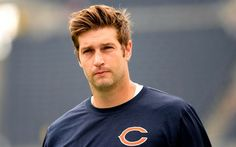 Jay Cutler to start for Chicago Bears on Sunday