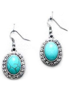 Turquoise Earrings ♥