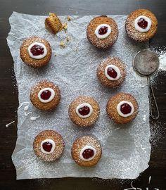 Doughnut, Favorite Recipes, Baking, Breakfast, Desserts, Food, Morning Coffee, Tailgate Desserts, Deserts