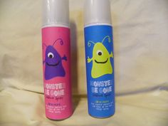 Monster spray air freshner by LauraAnnesCreations on Etsy, $3.50