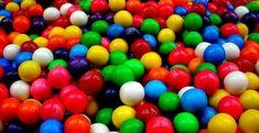 Bonbons enfance,Les boules de chewing-gum