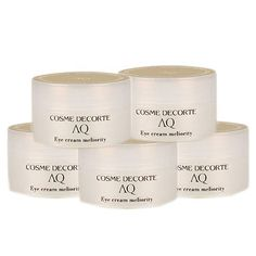 Cosme Decorte AQ Eye Cream Meliority x 5 bottles , travel size *** Continue to the product at the image link. (This is an affiliate link and I receive a commission for the sales) Best Foundation Makeup, Eye Cream, Makeup Products, Travel Size Products, Image Link, How To Apply, Place Card Holders, Bottle, Eye Creams