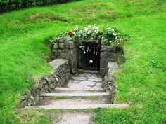 """St. Patrick's Well"", Tara, Ireland"