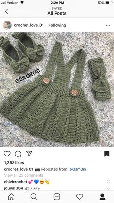 Chinese Dress Fashion Nova Free Crochet Dress Patterns For Baby Dolls - Salvabrani 🔥You Have Difficulties To Find Quality Charts In The Intern … – Sharing Women This pin was discovered by cin – Artofit No photo description available. Baby Girl Crochet, Crochet Baby Clothes, Crochet For Kids, Crochet Jumper, Knit Crochet, Baby Patterns, Crochet Patterns, Vintage Crochet, Knitting Designs