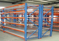 Heavy Duty Industrial Shelves CE certified Load up to 1 ton/level Easy assembly Factory price Steel Shelving, Metal Shelves, Storage Shelves, Longspan Shelving, Industrial Shelves, Shelving Ideas, Shelf, Heavy Duty Racking, China Storage