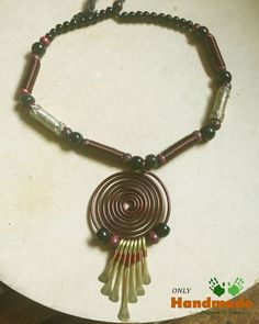 Dokra Tribal Jewellery Necklace - OnlyHandmade