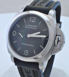 Panerai Luminor Marina 1950 3 Day Automatic Stainless Steel Watch PAM00312