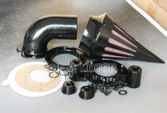 Motorcycle Accessories Spike Air Cleaner filter for Harley Davidson 1991-2006 XL models sportstar BLACK
