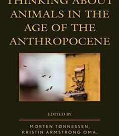 Thinking About Animals In The Age Of The Anthropocene PDF