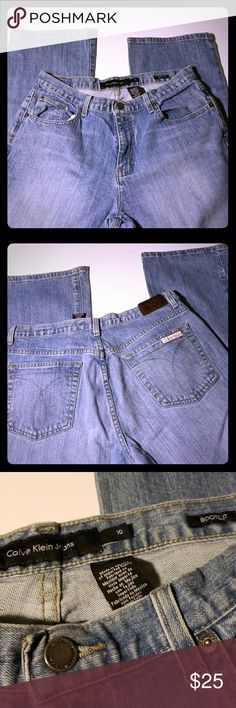 ⚘CALVIN KLEIN⚘ HIGH WAIST BOOT CUT JEANS! ⚘CALVIN KLEIN⚘ HIGH WAIST BOOT CUT JEANS! EXCELLENT CONDITION WITH A VINTAGE APPEAL. OWN THIS CLASSIC AT A GREAT PRICE! Calvin Klein Jeans Jeans Boot Cut