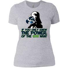 If You Only Knew The Power Ladies Next Level Boyfriend Tee