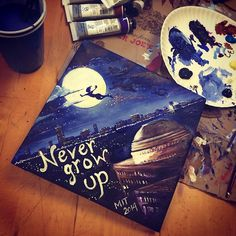graduation cap art - Yeah if I could do this