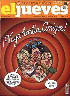 EL JUEVES  nº 1984 (3-9 xuño 2015)