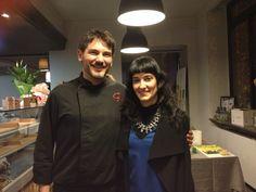 Chiara Girivetto e Gene Bertino - A cena con G'vine Gin @ La Reserve Quotidienne, Torino