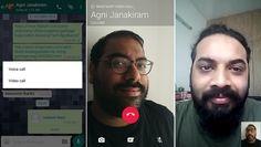 WhatsApp görüntülü konuşma video arama özelliği geldi