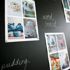 Blackboard | Wall Scrawl #magneticblackboard #magneticchalkboard 'Wall Scrawl ~ changing the look of the whiteboard'