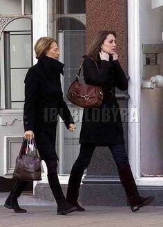 Kate & Carole Middleton