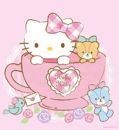 Sweet Hello Kitty ❤