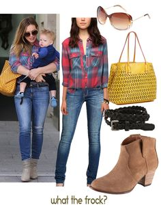 Celebrity Look for Less: Hilary Duff Style | What the Frock?