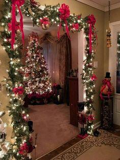 27+ Christmas Home Decor Ideas #christmashomedecor #diyhomedecor #homedecorideas ~ Beautiful House
