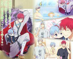 Artistas del AllKuro & fanarts de Harem del lord Kuroko