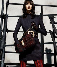 Kampania Versace jesień-zima 2015/2016, fot. Mert & Marcus