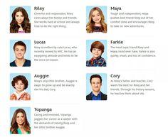 girl meets world cast names