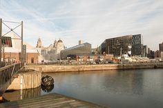 Liverpool Pier Head