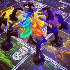 Ghost Stories  #boardgames #DeliDaPersy