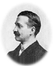 *L. FRANK BAUM:  Author of: The Wizard of Oz,  Born: May 15, 1856 ~ Died: Chittenogo, New York, May 6, 1919. Cause of death: Stroke.  Location: Forest Lawn, Glendale, Iona, Section G