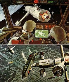 Robert-McCALL--mainstation by x-ray delta one, via Flickr