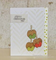 Sam's Scrap Candy: Newton's Nook Designs September August Release - Apple Delights