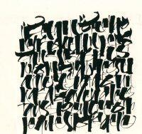 ruling pen  - Denise Lach